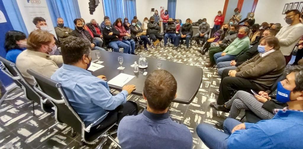 Entregaron Incentivos Ganaderos a productores de la zona norte