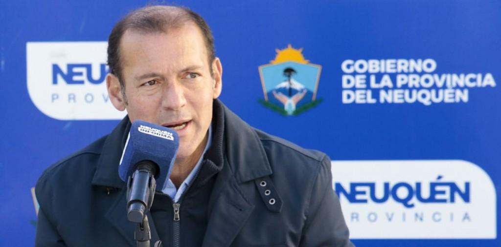 """Gutiérrez: """"Vamos a defender la ampliación de la refinería en Plaza Huincul"""""""