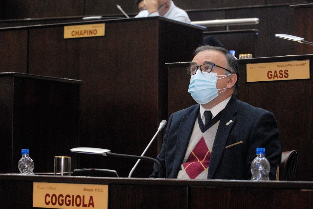 El Diputado Coggiola pide informes sobre la aprobación crediticia de Chihuido I