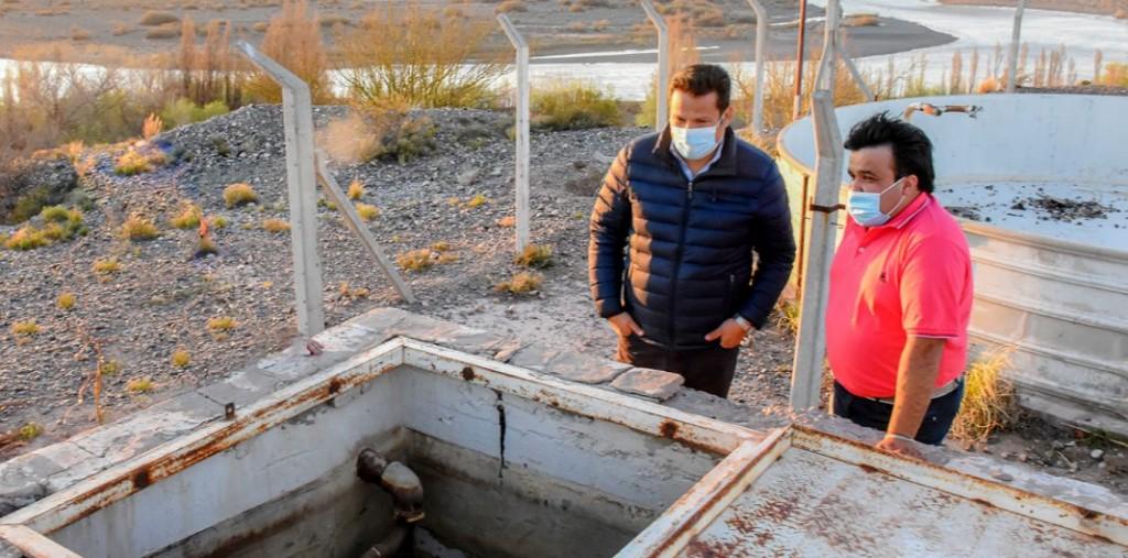 Sauzal Bonito: garantizan la provisión de agua con inversión de 12 millones de pesos