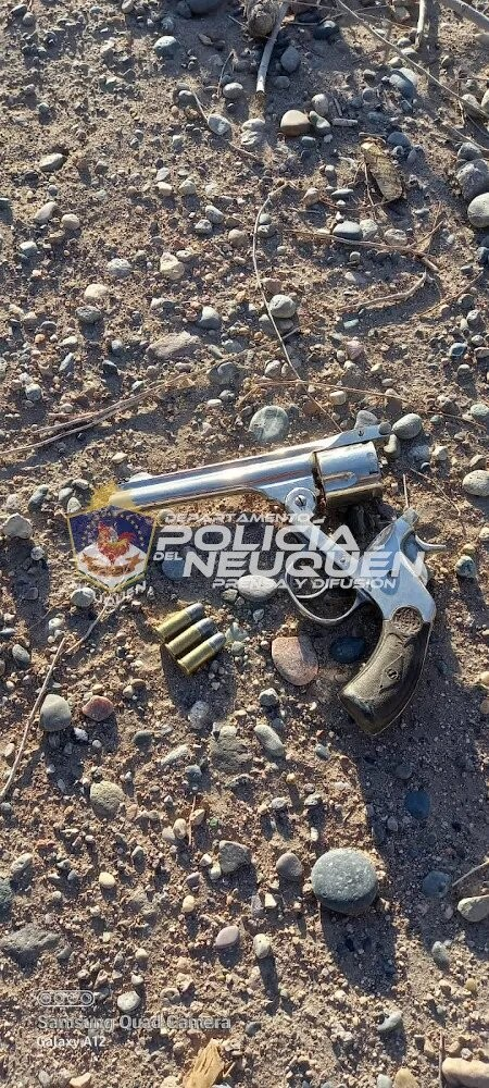 Dos jóvenes fueron demorados por tenencia ilegal de arma de fuego