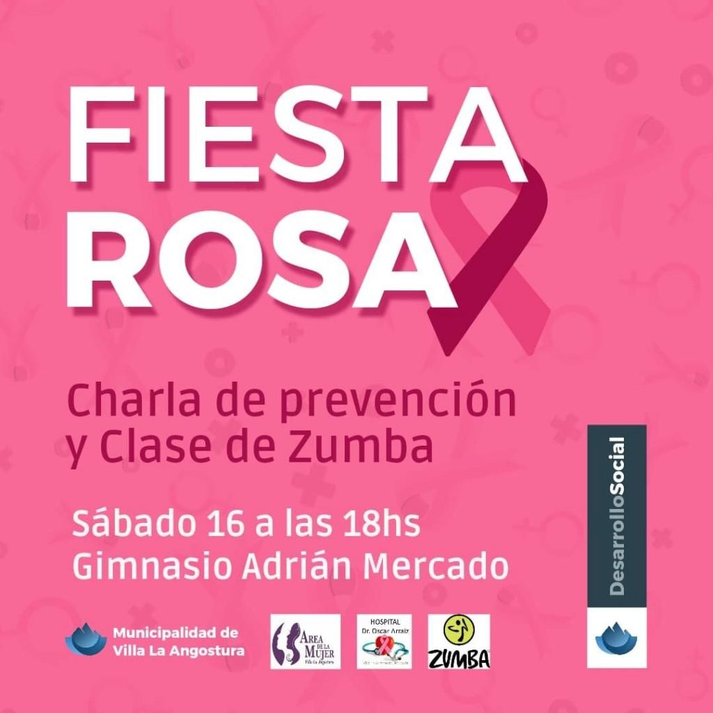 """VLA - """"Octubre Rosa"""" en el mes de la prevención del cáncer de mama"""